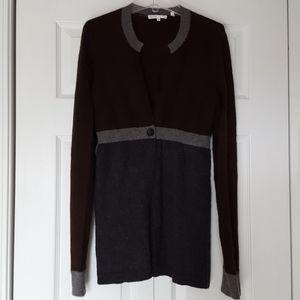 Vince cashmere cardigan sweater, size medium